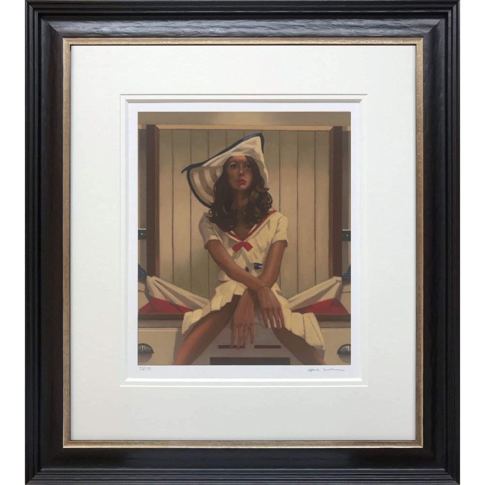 Below Deck Tuiga Collection Jack Vettriano Framed