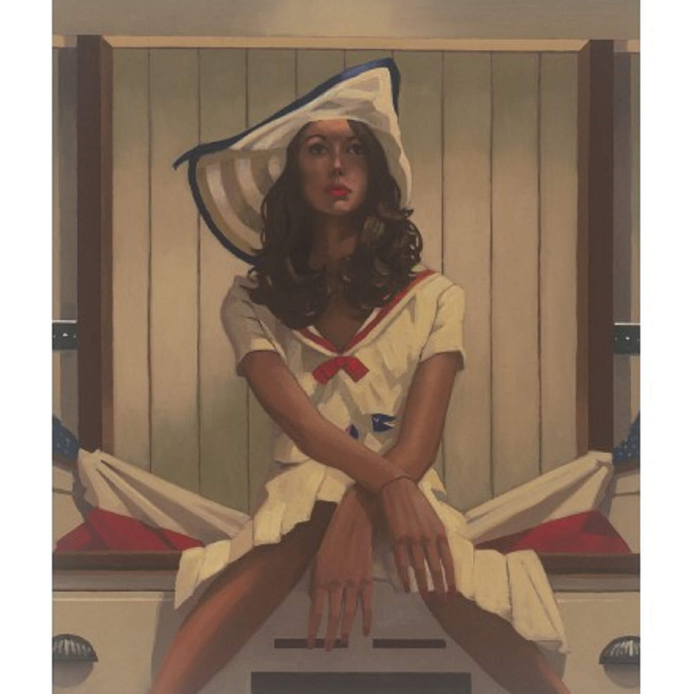 Below Deck Jack Vettriano