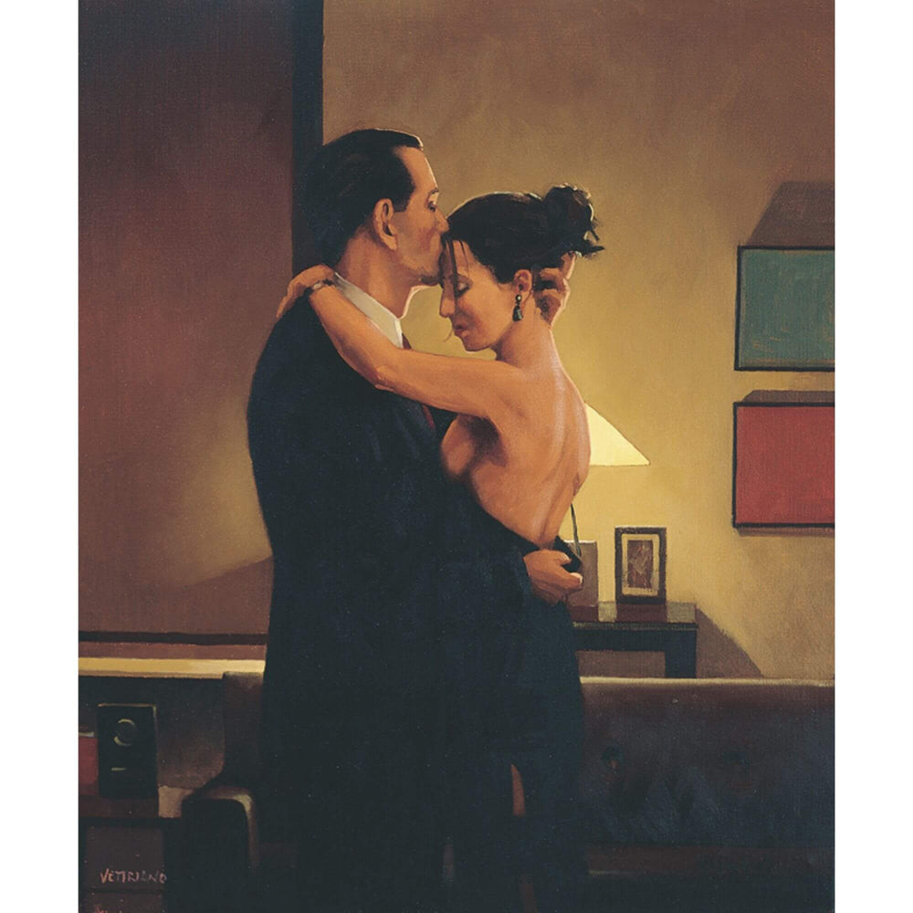 Jack Vettriano Betrayal No Turning Back