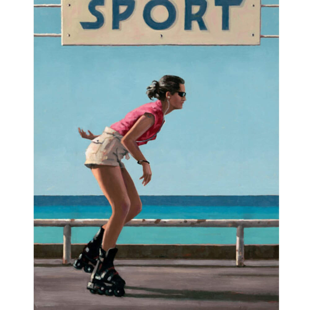 Blades Jack Vettriano Artists Proof