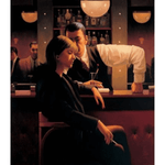 Cocktails & Broken Hearts Jack Vettriano Limited Edition Print