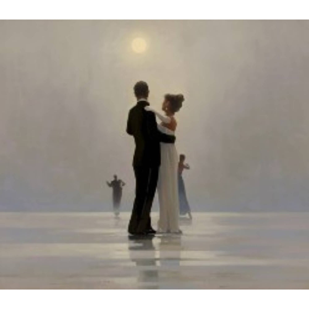 Dance Me To The End of Love Print Jack Vettriano