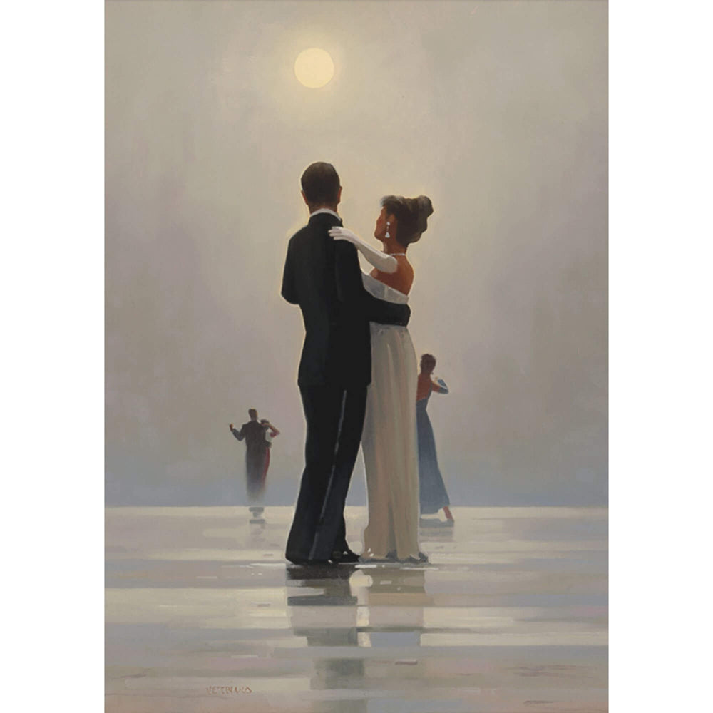 Dance Me To The End of Love Jack Vettriano