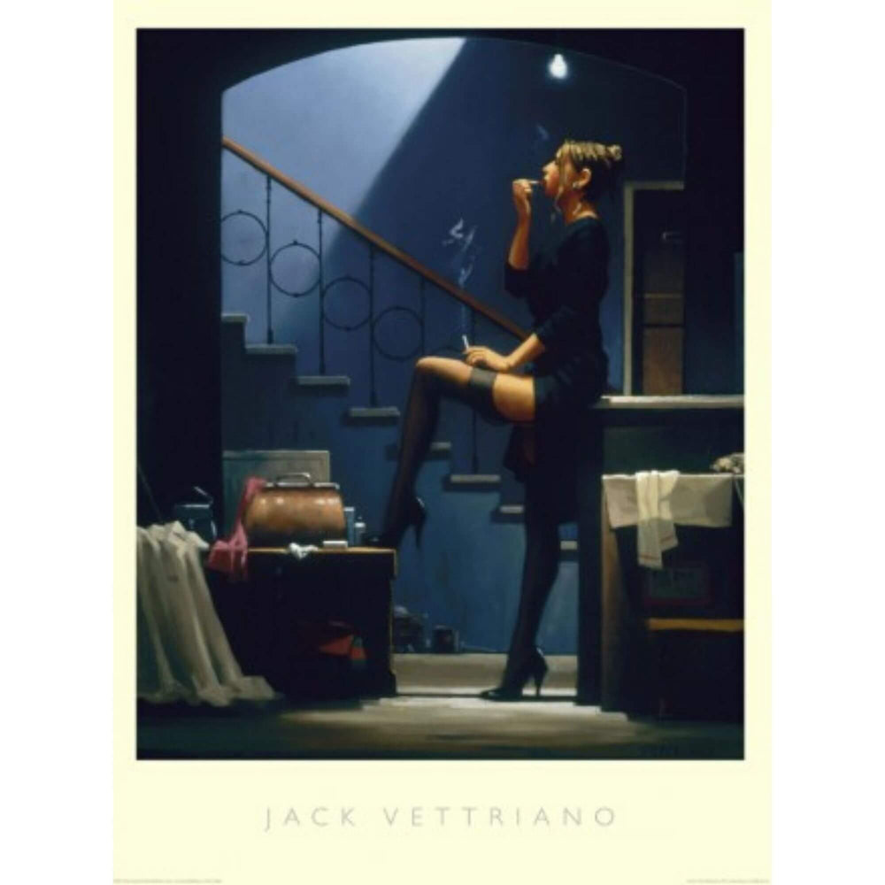 Jack Vettriano Dancer for Money Print