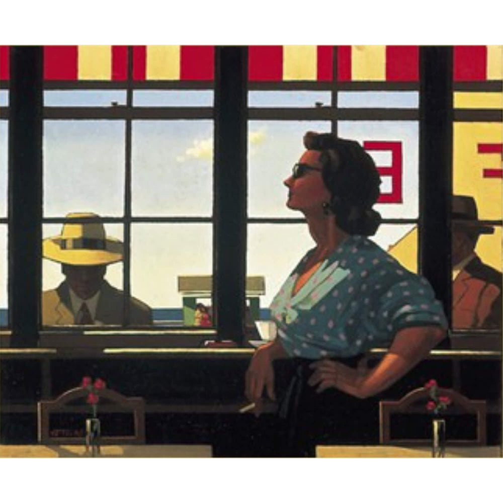 A Date with Fate Print Jack Vettriano