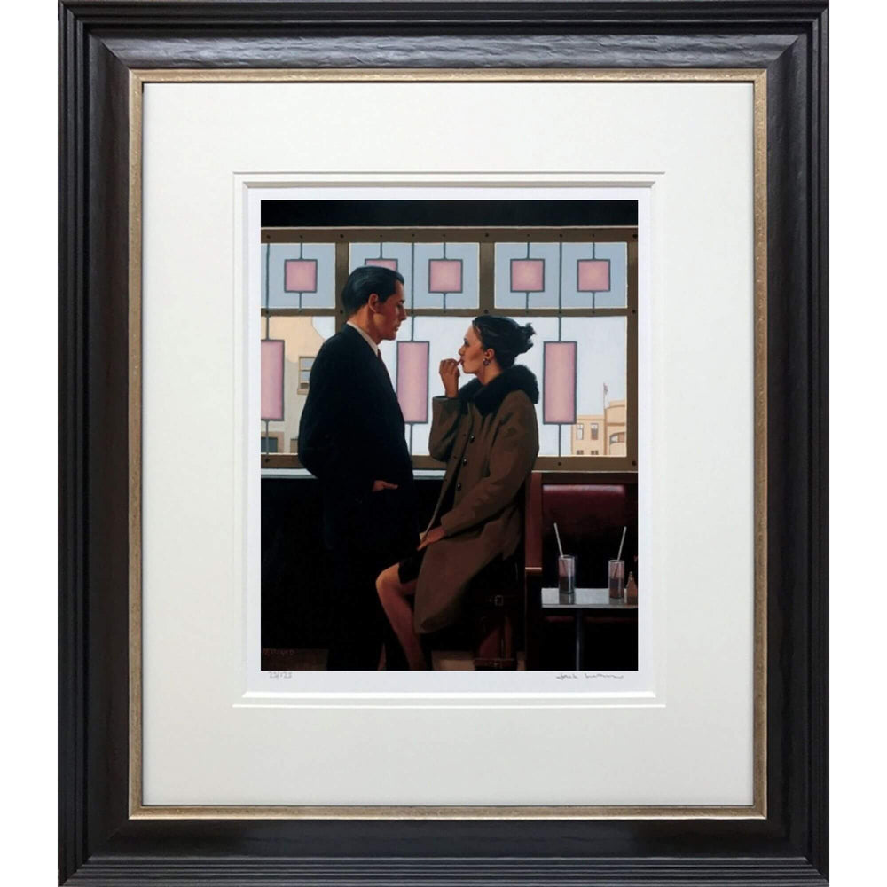 Drifters Jack Vettriano Limited Edition Framed