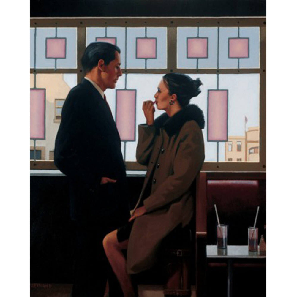 Drifters by Jack Vettriano Limited Edition Print