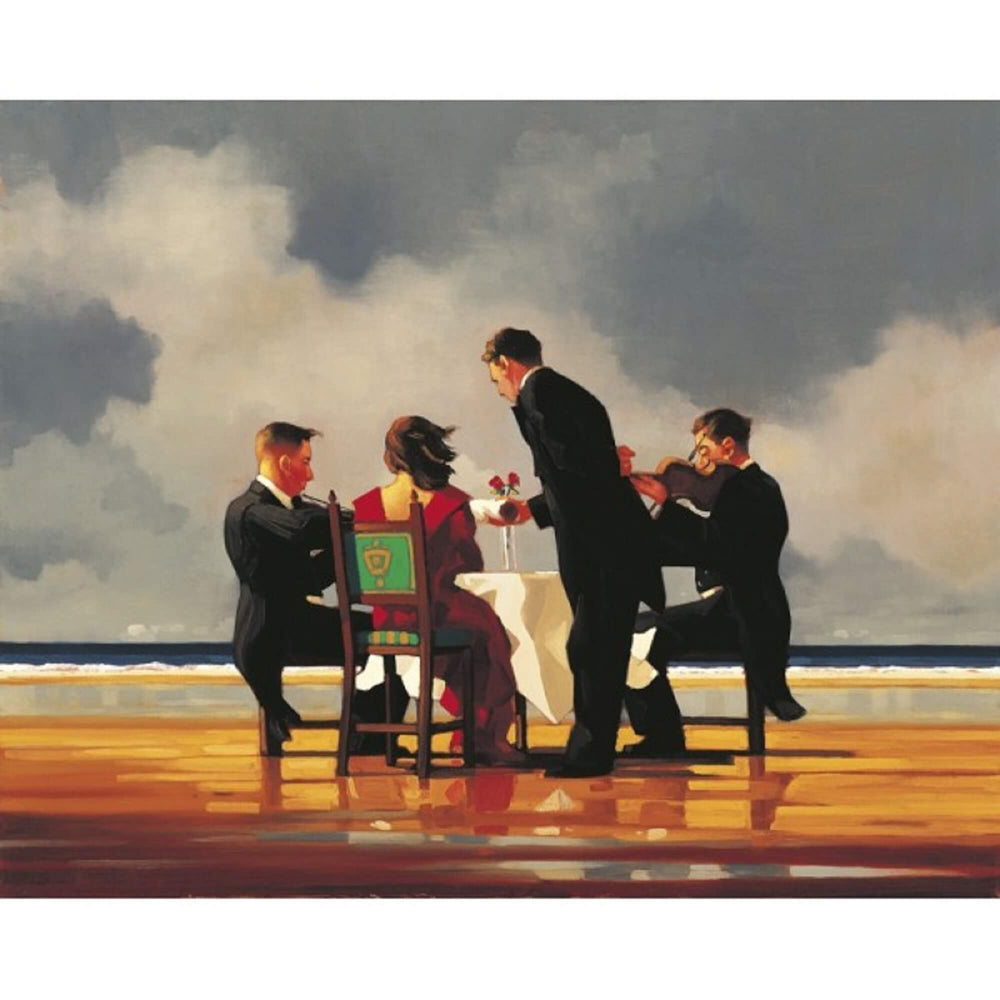 Elegy For A Dead Admiral Jack Vettriano Limited Edition