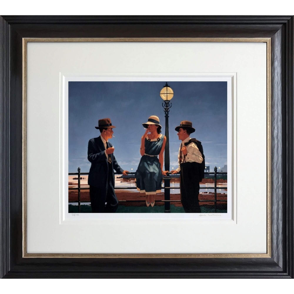 The Game Of Life Jack Vettriano Limited Edition Framed