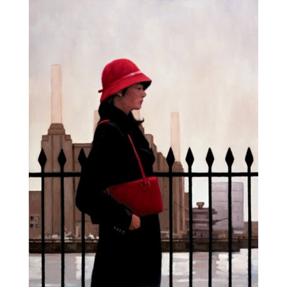 Just Another Day Jack Vettriano Limited Edition