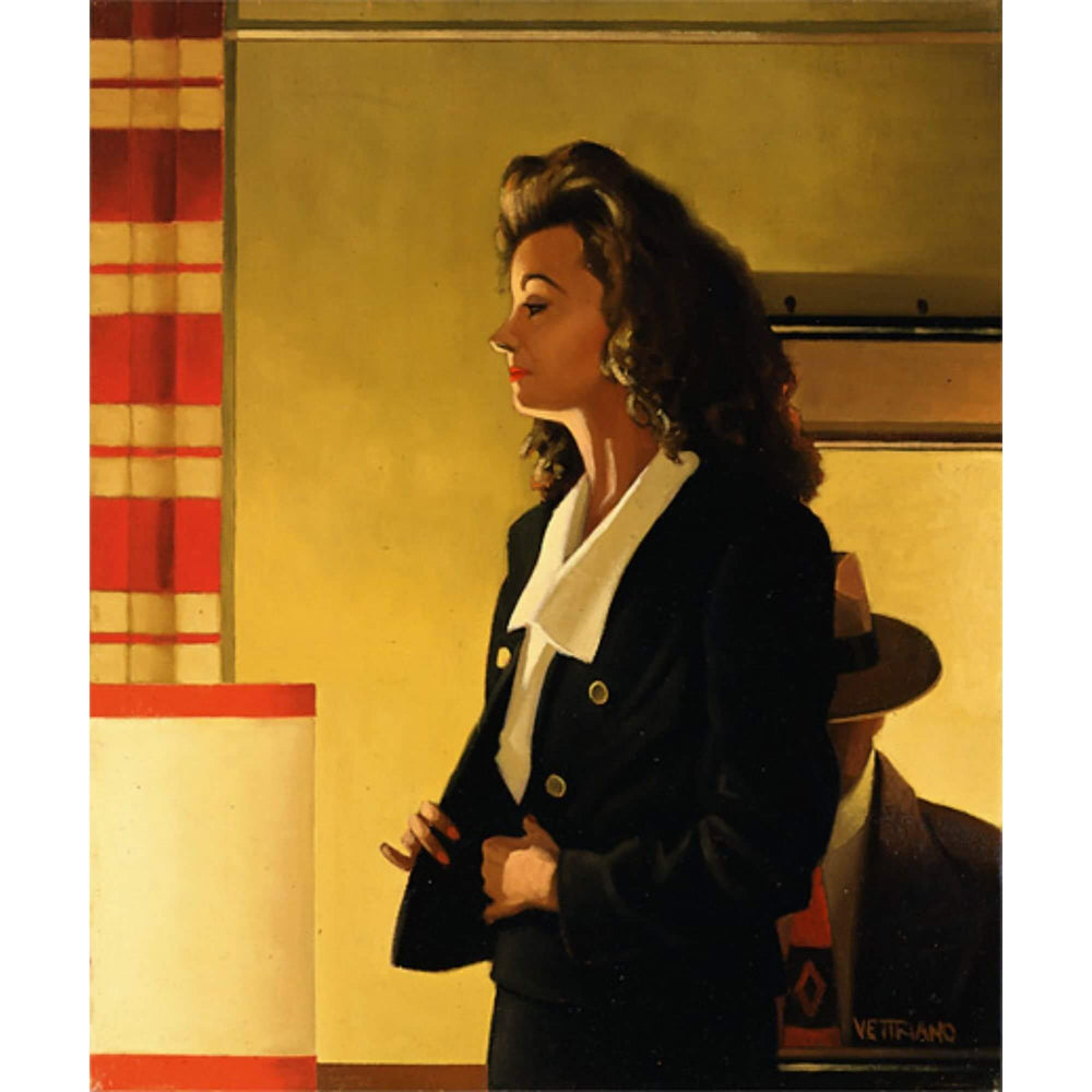 Just Another Saturday Night Jack Vettriano
