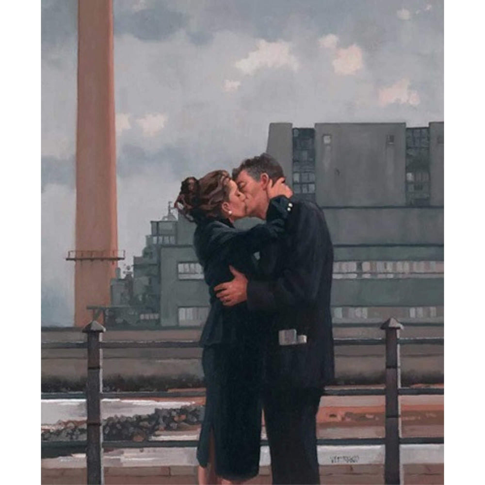 Long Time Gone Artist's Proof Jack Vettriano