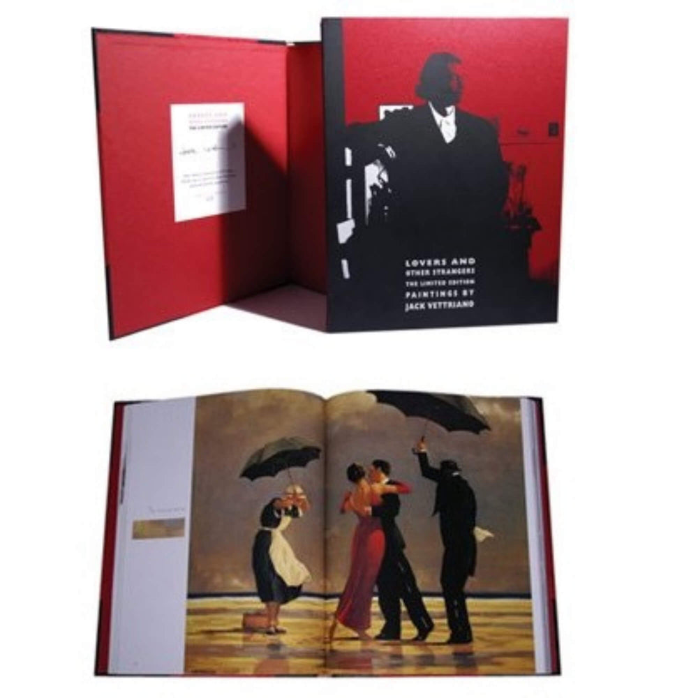 Lovers and Other Strangers - Signed Limited Edition Book