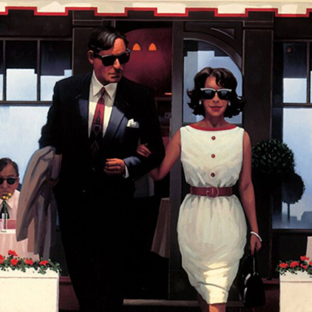 Lunchtime Lovers Jack Vettriano