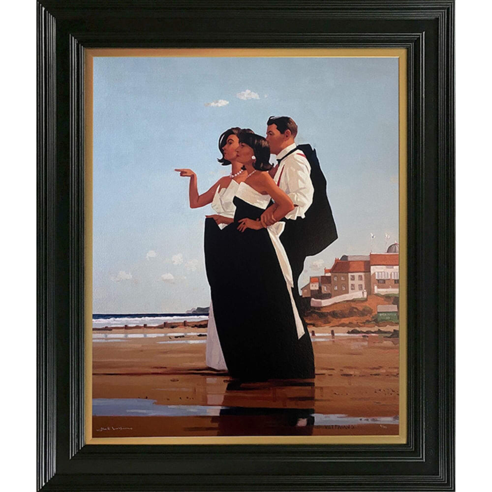 Jack Vettriano Missing Man II Premium Limited Edition