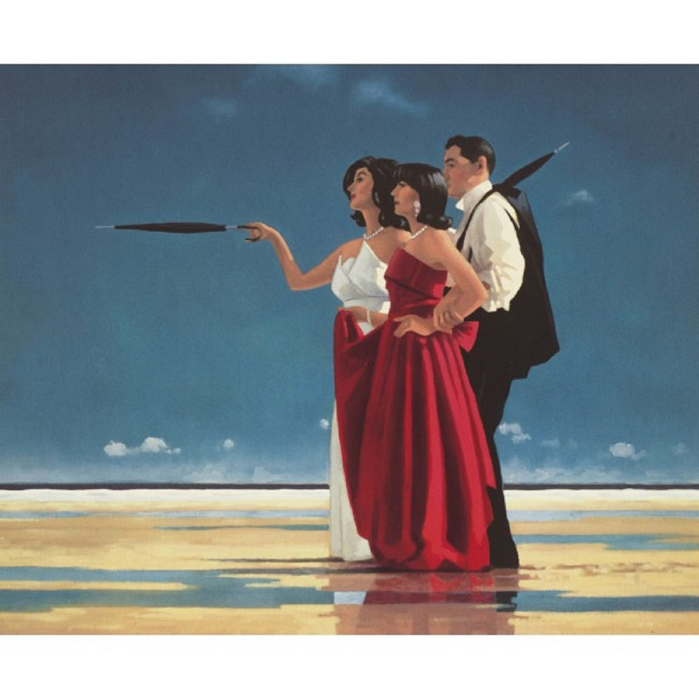 The Missing Man Jack Vettriano