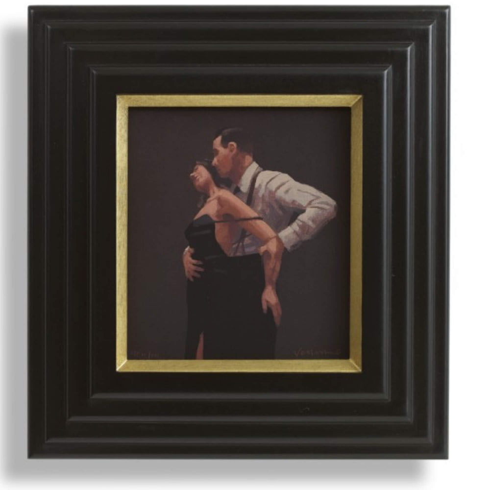 No Turning Back Framed Mini Limited Edition Print Jack Vettriano