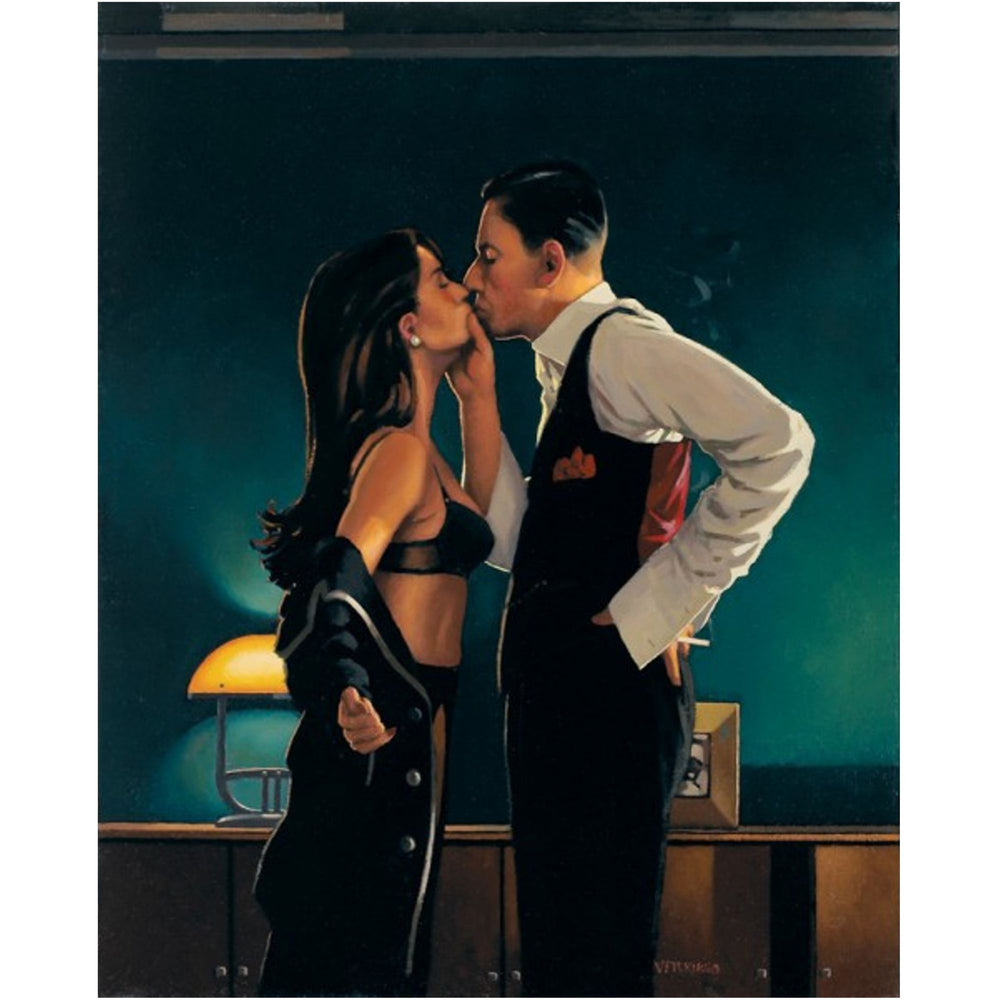 Jack Vettriano Pincer Movement Limited Edition