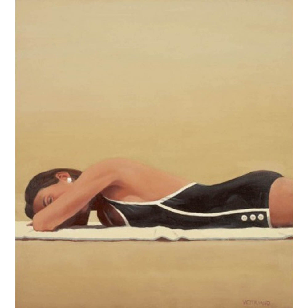 Scorched Limited Edition Print Jack Vettriano