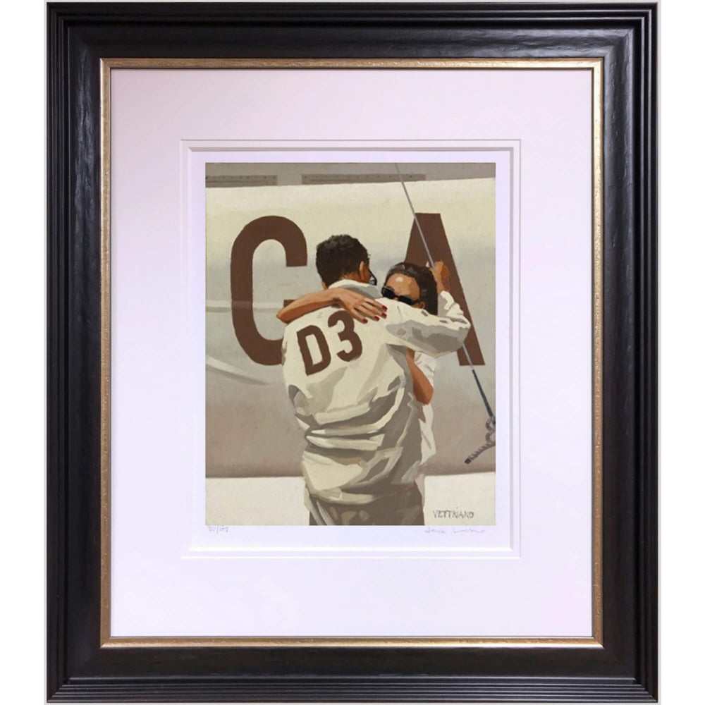 Ship of Dreams Tuiga Collection Jack Vettriano Framed