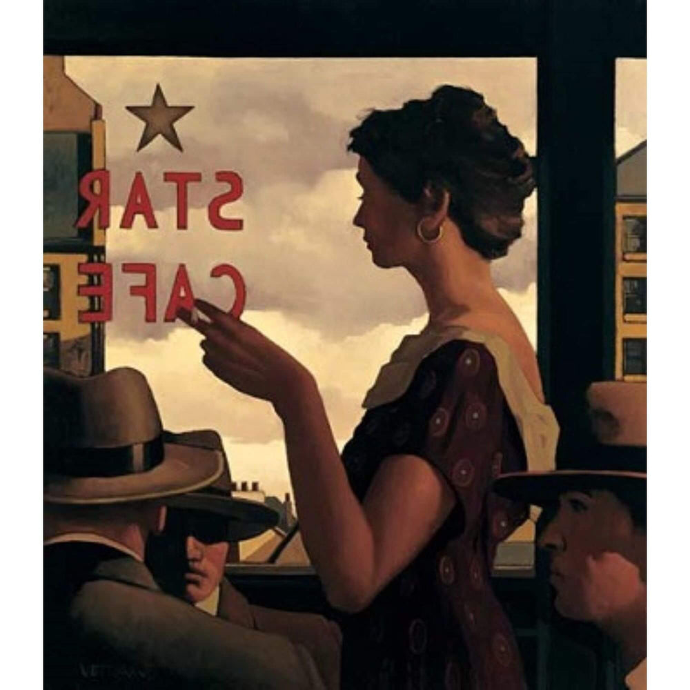 Star Cafe Jack Vettriano