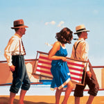 Sweet Bird of Youth Artist's Proof Print Jack Vettriano