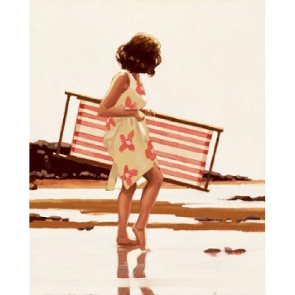 Sweet Bird of Youth Study Limited Edition Print Jack Vettriano