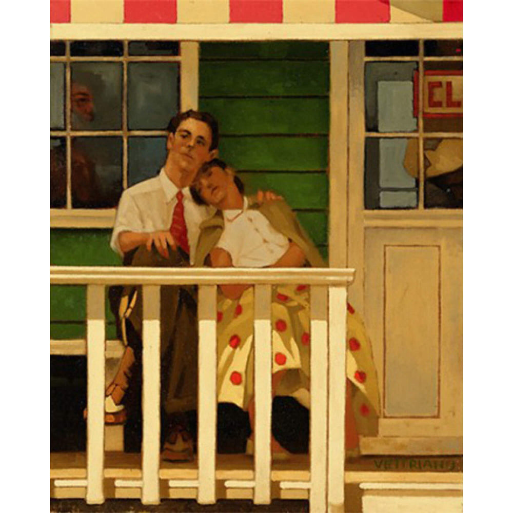 The Innocents Limited Edition Print Jack Vettriano