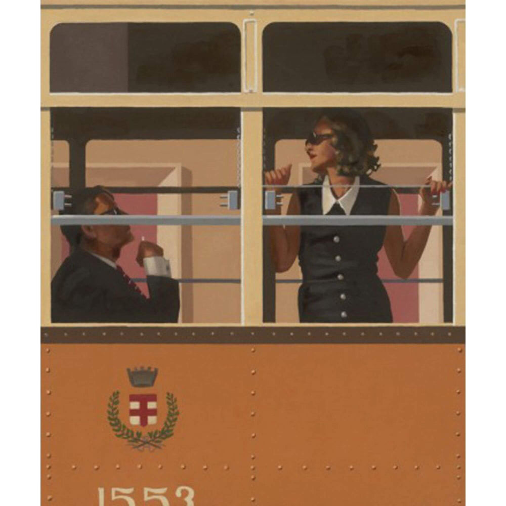 Jack Vettriano The Look of Love Limited Edition