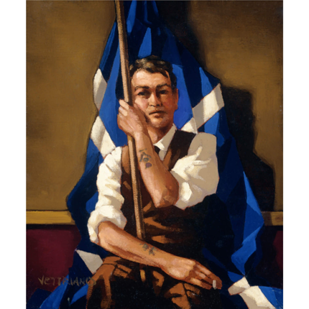 The Nationalist - Limited Edition Print