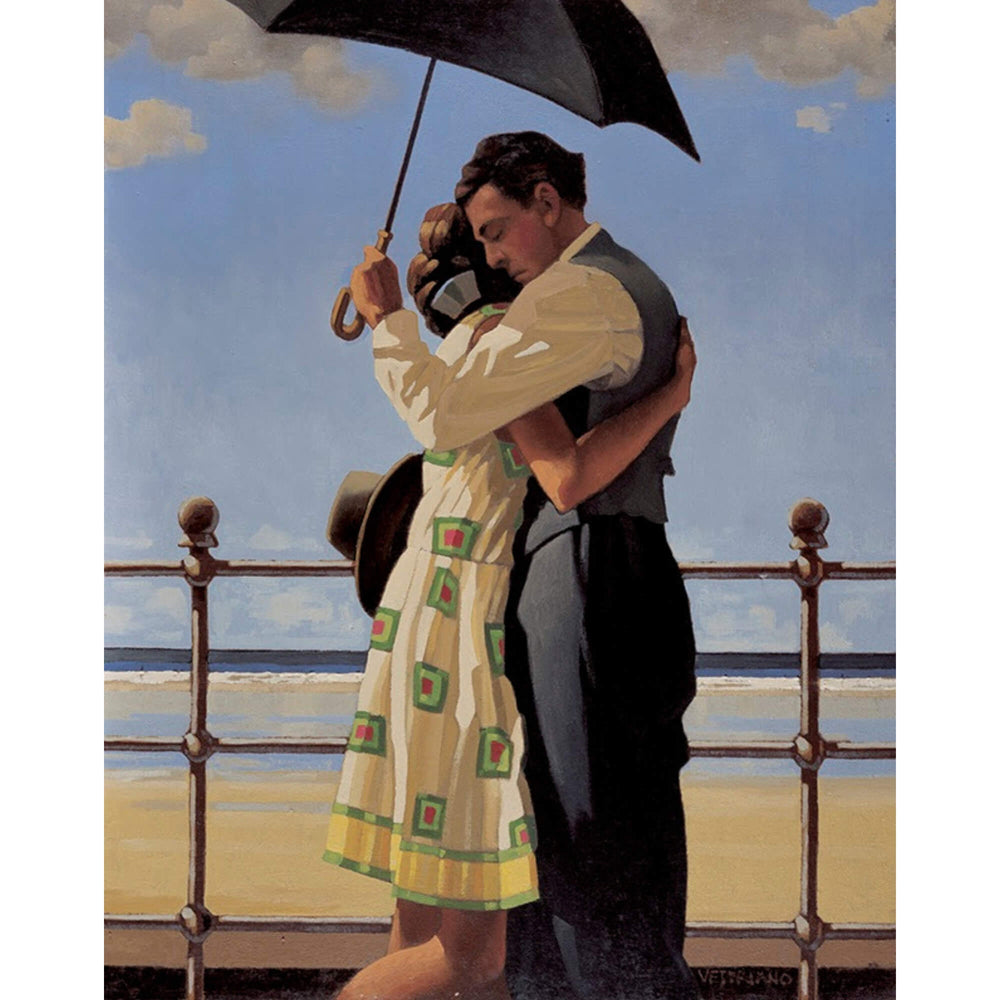 The Proposal Limited Edition Print Jack Vettriano