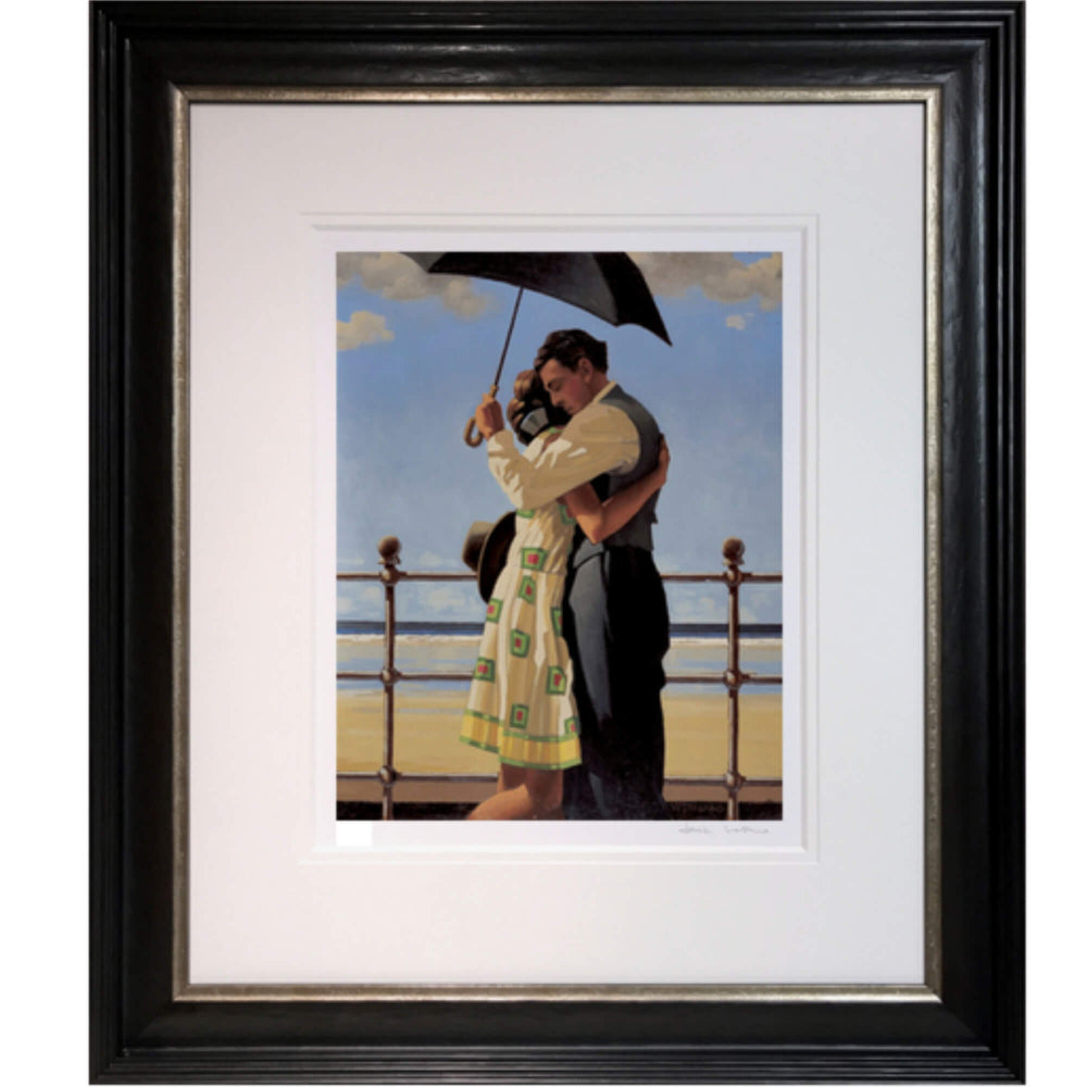 The Proposal Limited Edition Print Jack Vettriano Framed
