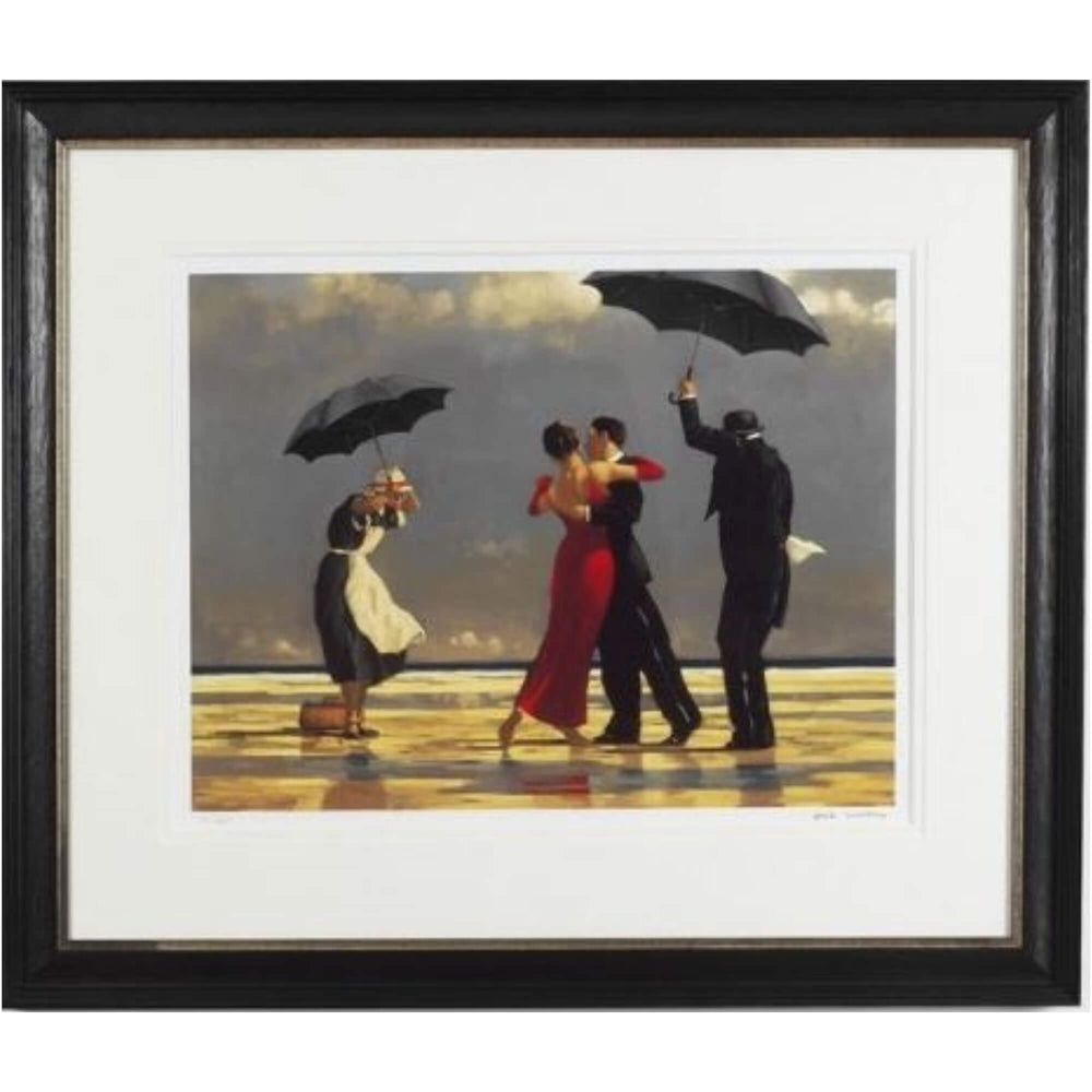 The Singing Butler Classic Collection Jack Vettriano Framed