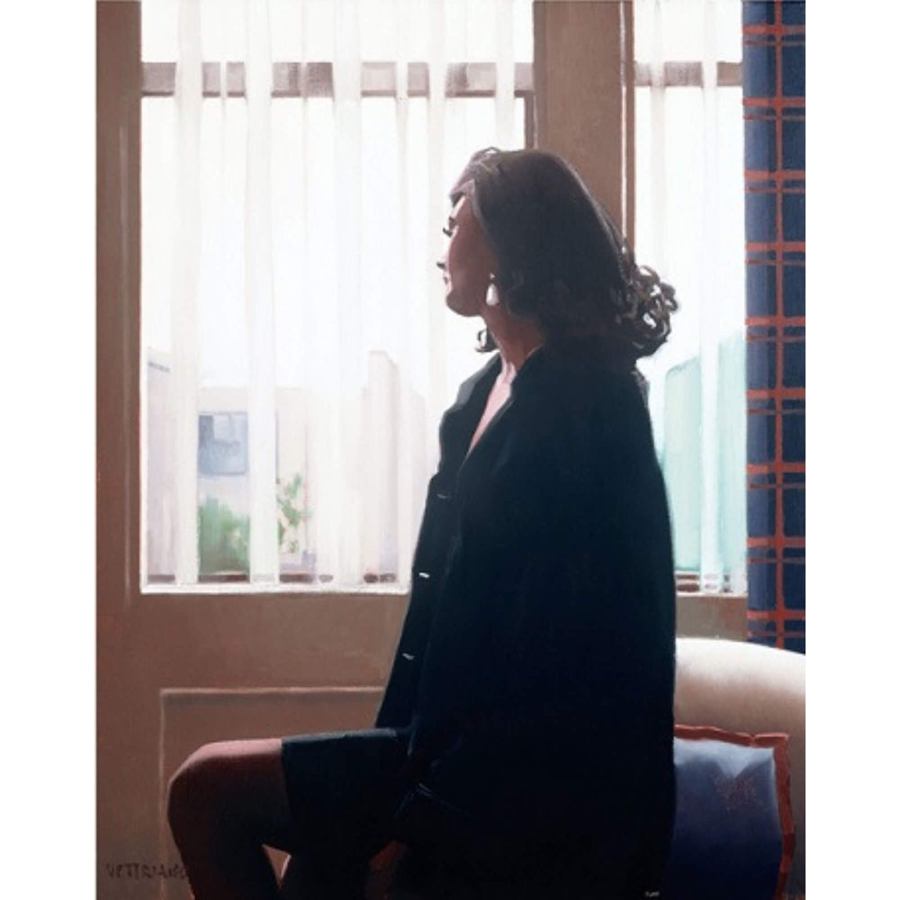 The Very Thought of You The Contemplation Series Jack Vettriano