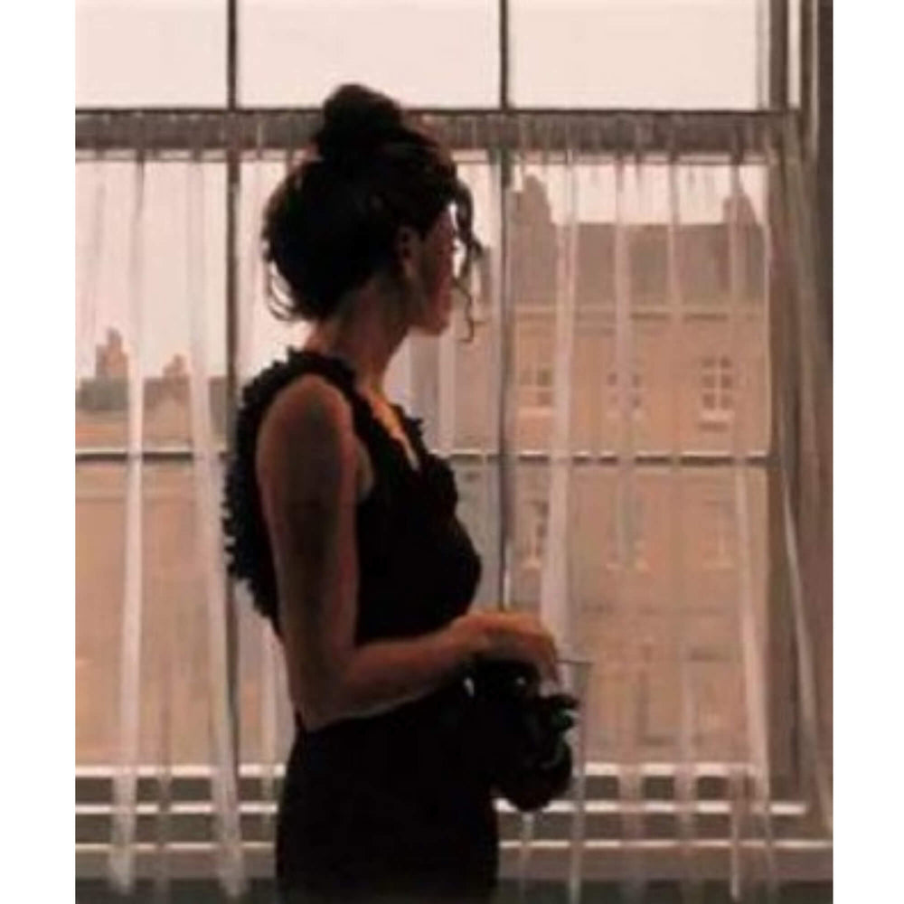 Yesterdays Dreams Limited Edition Print Jack Vettriano