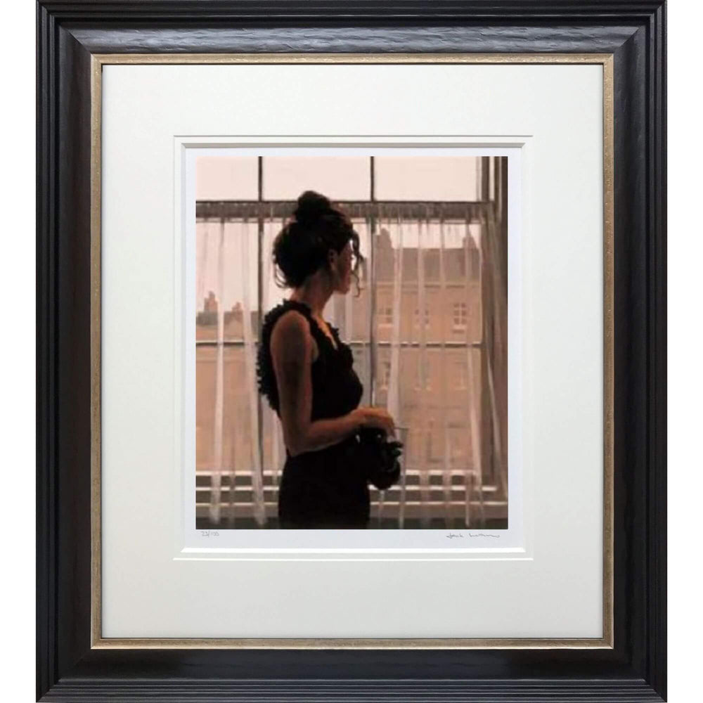 Yesterdays Dreams Framed Limited Edition Print Jack Vettriano