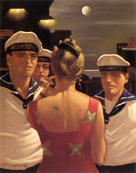 Jack Vettriano Sailor Boys