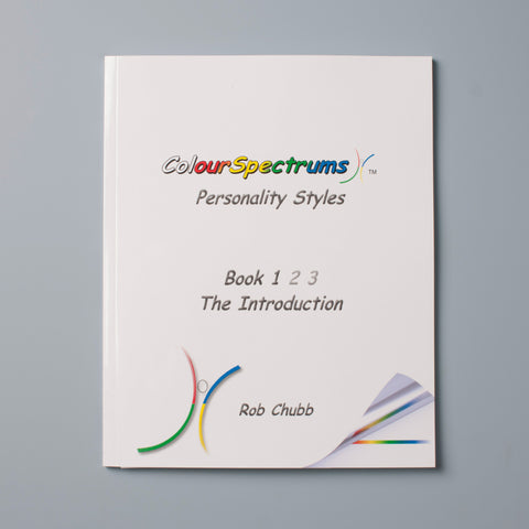 CS 022 ColourSpectrums Personality Styles: The Introduction - Book 1 of 3 - Facilitator