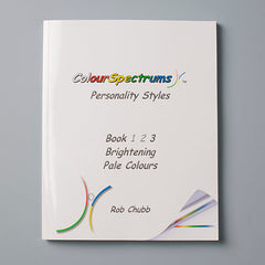 CS 024 ColourSpectrums Personality Styles Book 3: Brightening Pale Colours