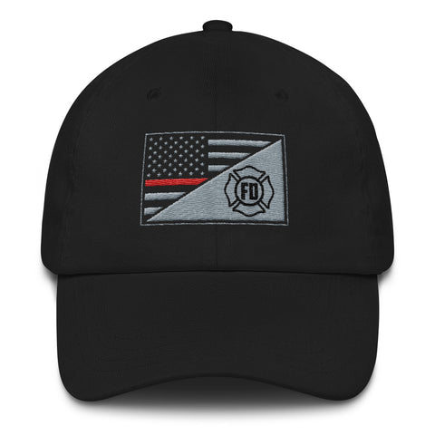 american fire fighter hat