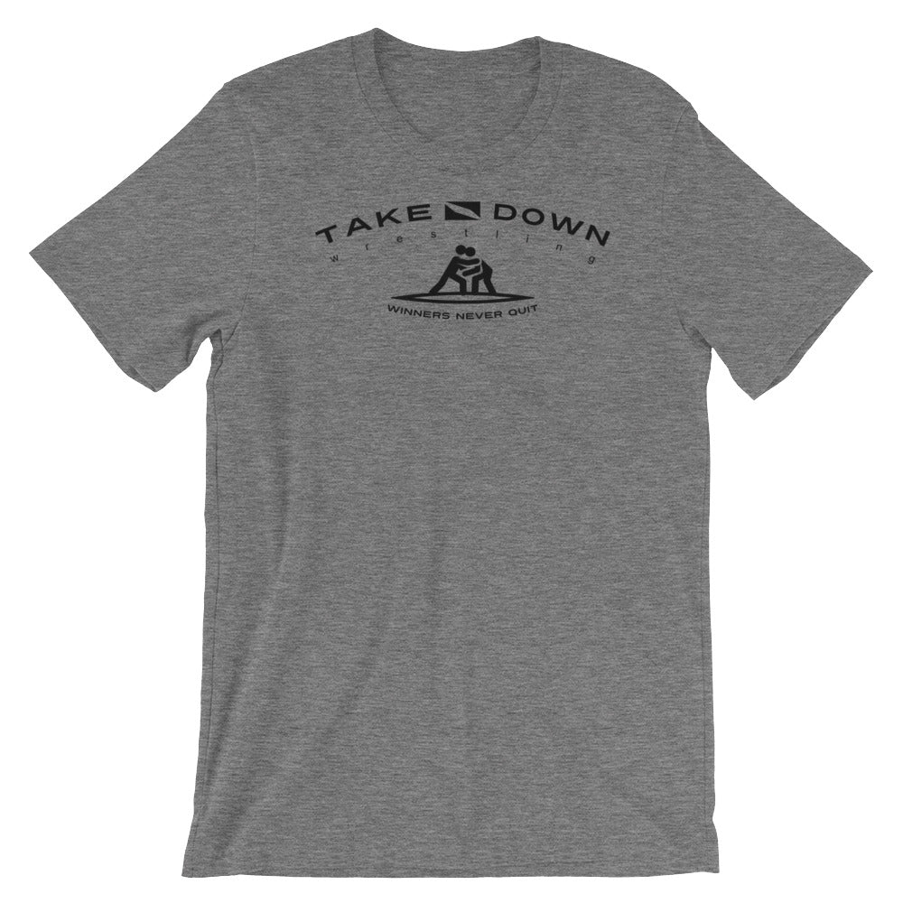 Take Down Wrestling original tee