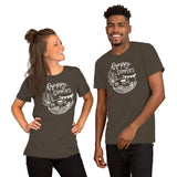 Happy Campers Short-Sleeve Unisex T-Shirt