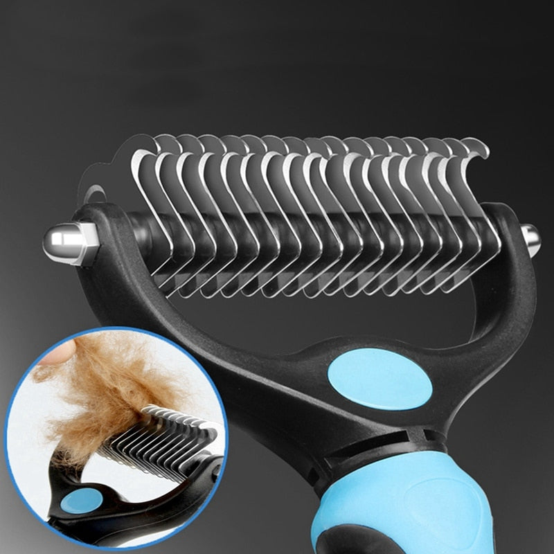 Image of Trimmer Pro™ Pet Grooming Combs