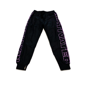 Mxtivated Nylon Trackpants (Purple Gradient)