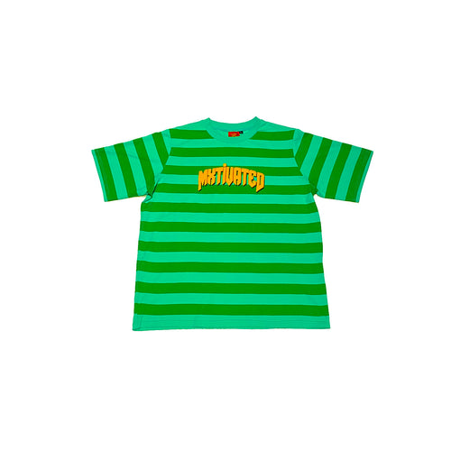 Mxtivated Stripe T-Shirt - Steve