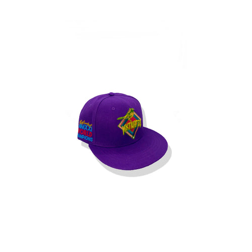 Mxtivated O'z Snap back Baseball Cap - Sizzurp