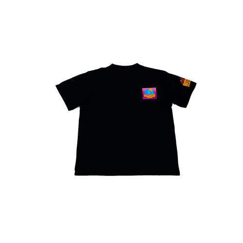Mxtivated Mountain Tech T-Shirt - Black