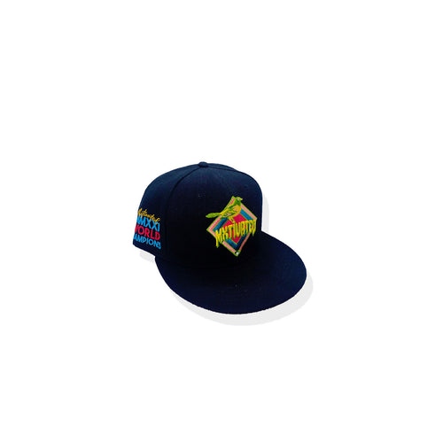 Mxtivated O'z Snap back Baseball Cap - Black