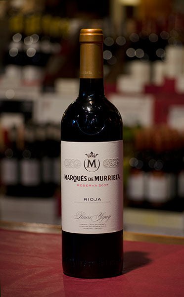 Marques de Murrieta Rioja