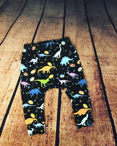 Dinos and Donuts Slim Harems, Leggings | origin'L threAdz